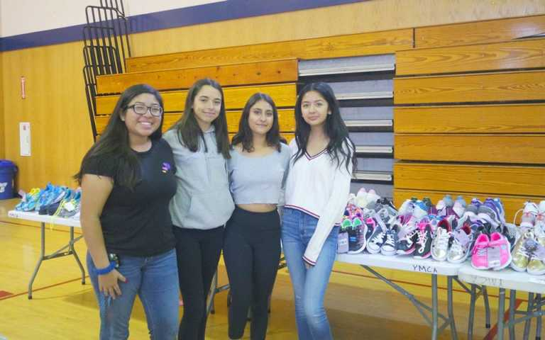 Soledad students start school year with fresh kicks