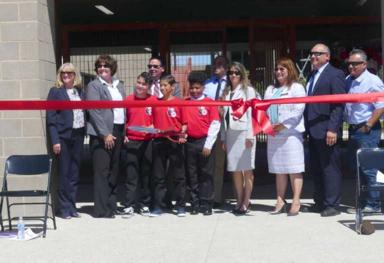 New Main Street Middle School completed after 4 years of construction