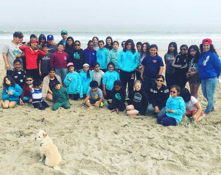 Wahine Project unites local youth with ocean, beach activities