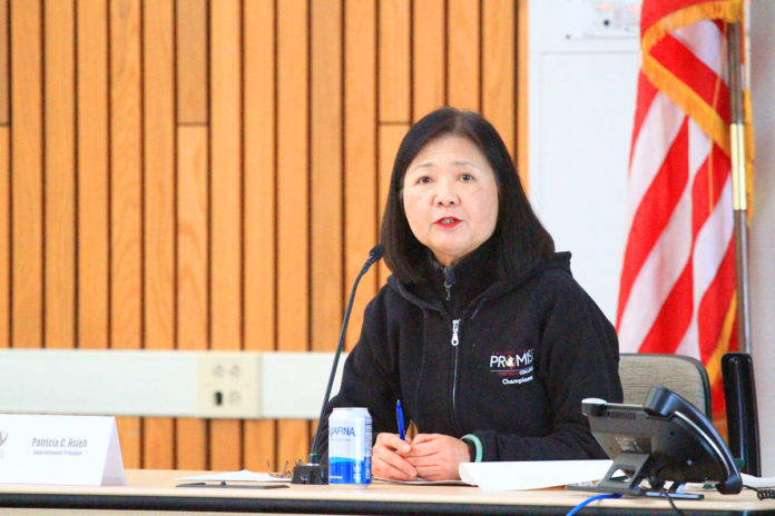 Hartnell College Superintendent/President Patricia Hsieh
